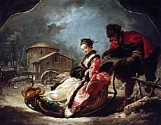 Boucher - L'inverno
