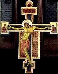 Cimabue - Crocifisso di Arezzo