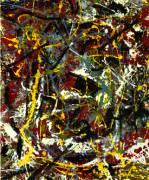 Jackson Pollock - Numero 22