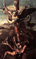 San Michele e il Diavolo