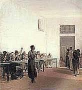 La sala delle agitate al San Bonifazio di Firenze