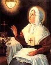 Borromini - Anna Maria Taigi