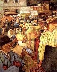Camille Pissarro - Il Mercato