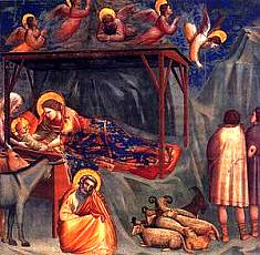 Giotto - Natività