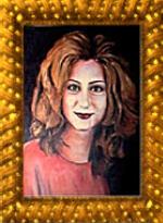 Ritratto di Paola by Anna Maria Guarnieri