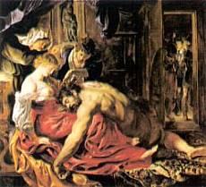Rubens - Sansone e Dalida